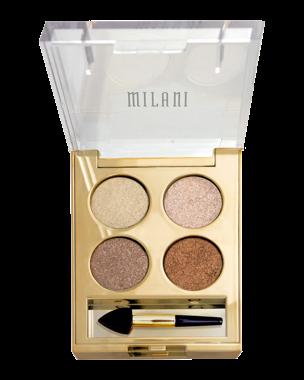 Milani Fierce Foil Eyeshine Quad