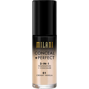 Conceal + Perfect 2 in 1 Foundation, Cream Vanilla
