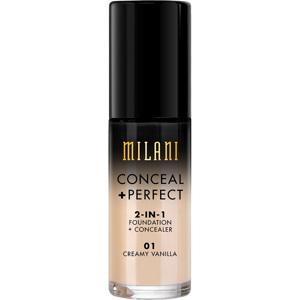 Conceal + Perfect 2 in 1 Foundation, Medium Beige
