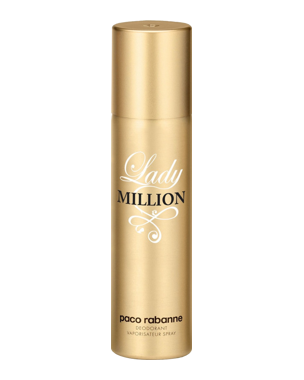 Paco Rabanne Lady Million, Deospray 150ml