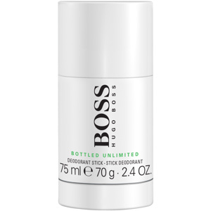 Boss Bottled Unlimited, Deostick 75ml