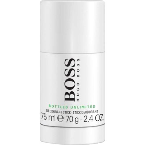 Boss Bottled Unlimited, Deostick 75ml