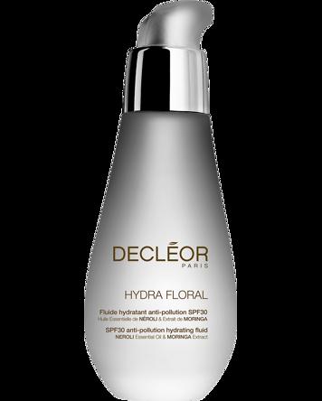 Decléor Hydra Floral Anti-Pollution Hydrating Fluid SPF30 50ml