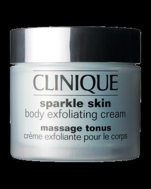 Clinique Sparkle Skin Body Exfoliator Cream 250ml