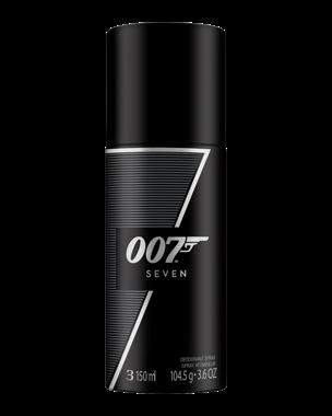 James Bond Seven Deospray 150ml