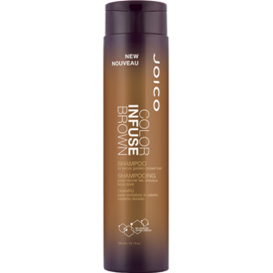 Color Infuse Brown Shampoo 300ml