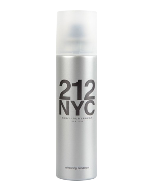 Carolina Herrera 212 NYC, Deospray 150 ml