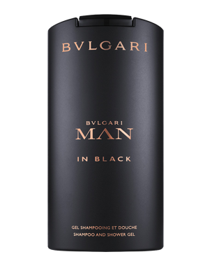 Bvlgari Man In Black, Shower Gel 200ml