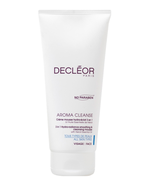 Decléor Aroma Cleanse 3in1 Hydra-Radiance Mousse 200ml