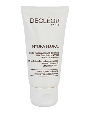 Decléor Hydra Floral Anti-Pol. Gel-Cream (norm/comb skin) 50ml