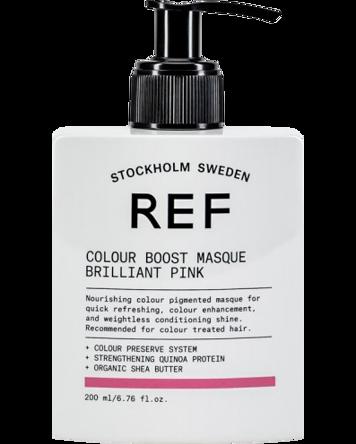 REF Colour Boost Masque Brilliant Pink 200ml