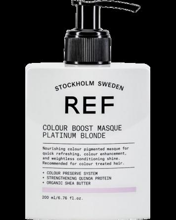 Colour Boost Masque Platinum Blonde 200ml
