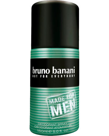 Bruno Banani Made for Men, Deospray 150ml