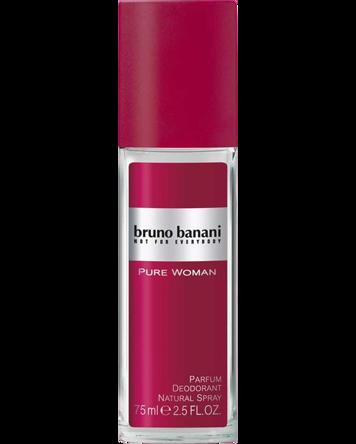 Bruno Banani Woman, Deodorant Natural Spray 75ml