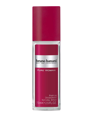 Bruno Banani Woman, Deodorant Natural Spray 75ml