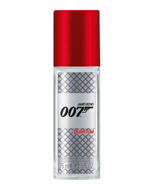 James Bond Quantum, Deospray 75ml