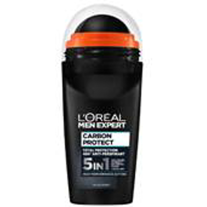 L'Oréal Men Expert Carbon Protect 4 in 1 Ice, Deo Roll-On 50