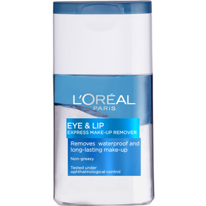 Gentle Eyes & Lips Waterproof Make-Up Remover, 125ml