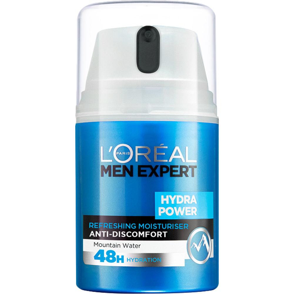 L'Oréal Men Expert Hydra Power Refreshing Moisturizer 50ml