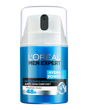 L'Oréal Men Expert Hydra Power Refreshing Moisturizer 50ml