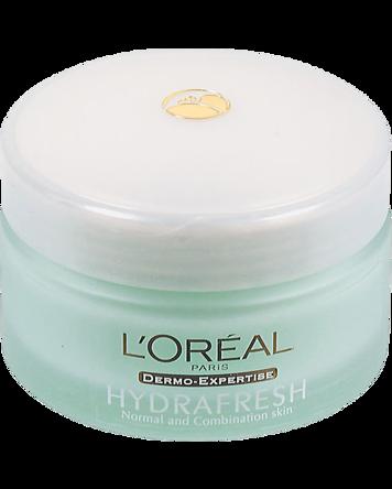 L'Oréal Hydrafresh Gel Cream Normal/ Combination Skin