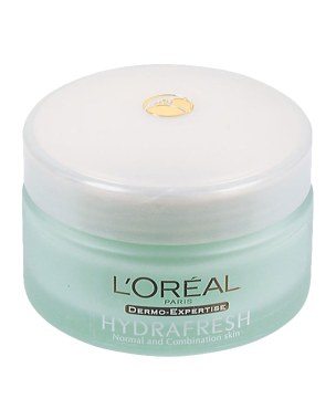 L'Oréal Hydrafresh Gel Cream Normal/ Combination Skin