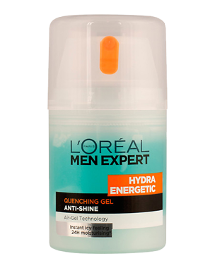 Men Expert Hydra Energetic Quenching Gel 50ml