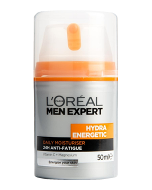 L'Oréal Men Expert Hydra Energetic Moisturizing Lotion 50ml