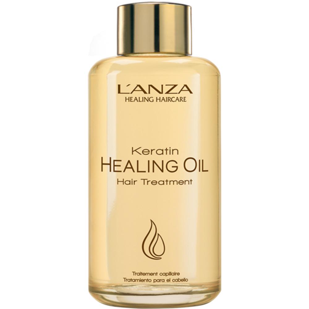 LANZA Keratin Healing Oil Hair Treatment