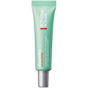 Homme Aquapower De-Puffer Cream, 15ml
