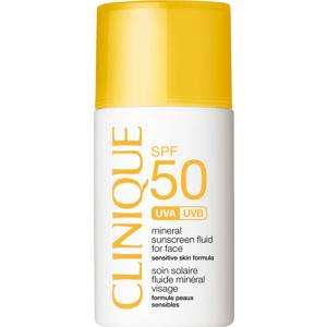 SPF50 Mineral Sunscreen Face, 30ml