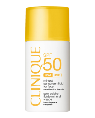 Clinique SPF50 Mineral Sunscreen Face, 30ml
