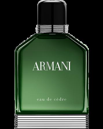 Armani Eau De Cédre, EdT 100ml
