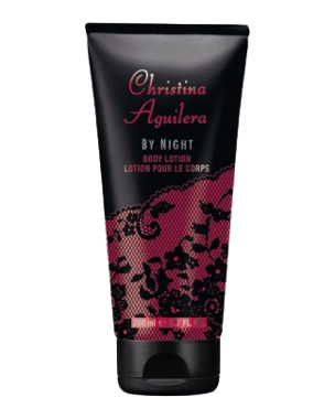 Christina Aguilera By Night, Body Lotion