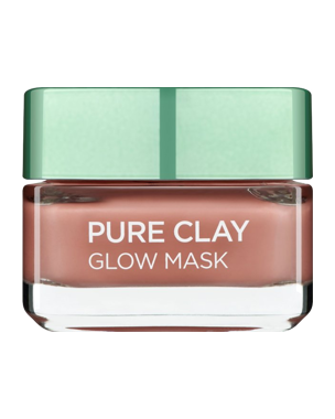 L'Oréal Pure Clay Glow Mask - Red Algae 50ml