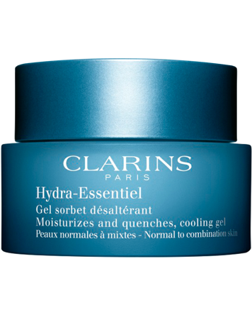 Clarins Hydra-Essentiel Cooling Gel Norm/Comb Skin 50ml