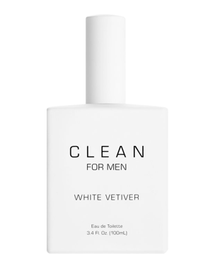 Clean For Men White Vetiver, EdT 100ml