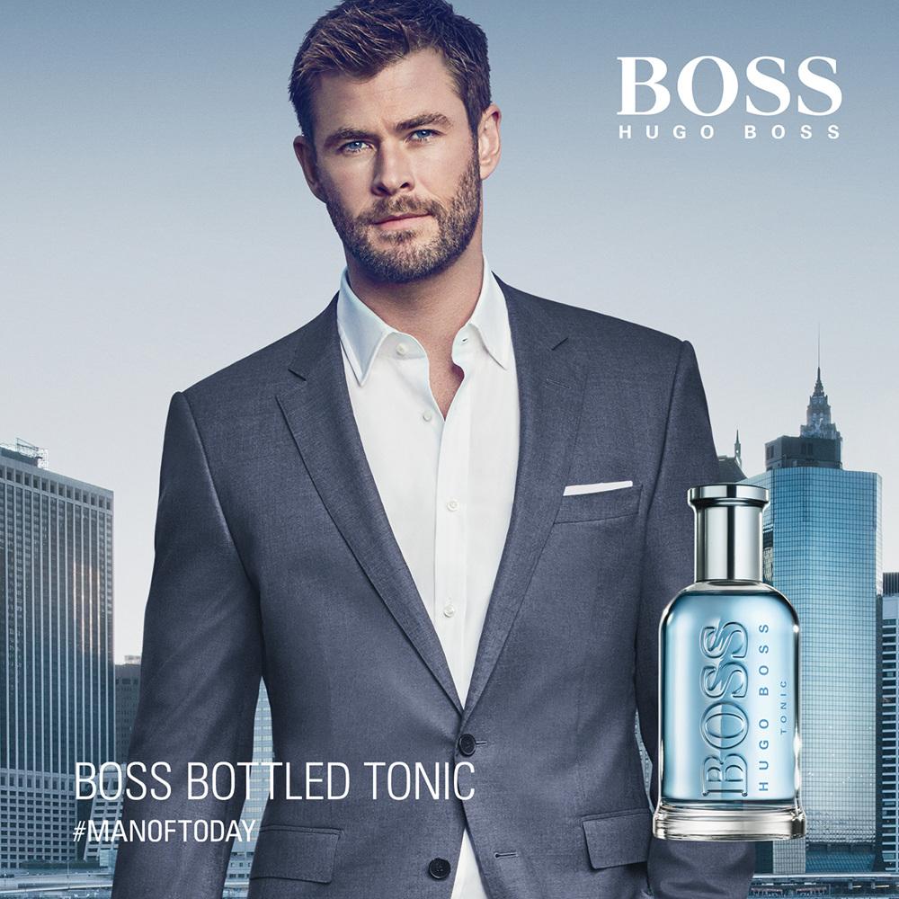 Boss Bottled Tonic, EdT