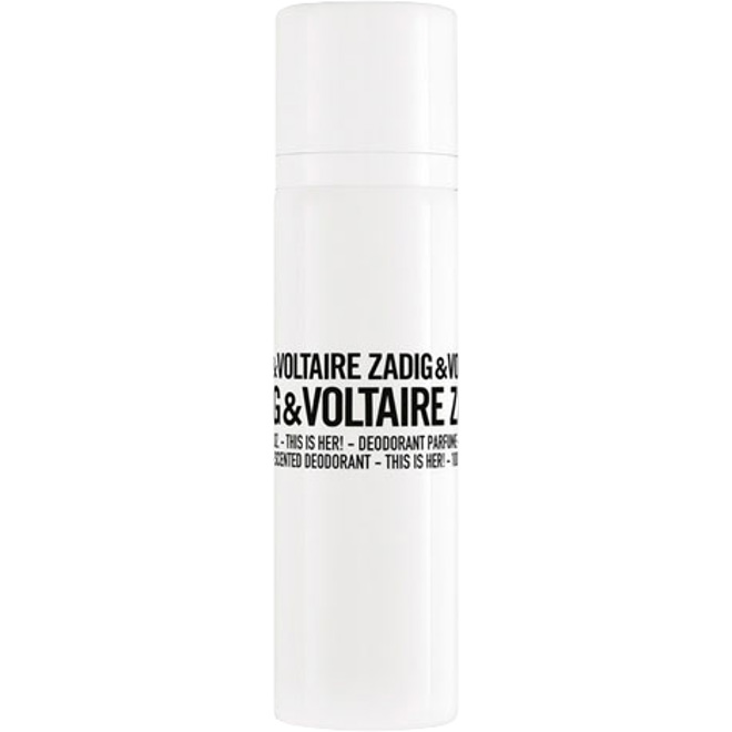Zadig and Voltaire This Is Her!, Deospray 100ml