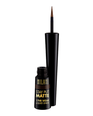 Milani Stay Put Matte Liquid Eyeliner