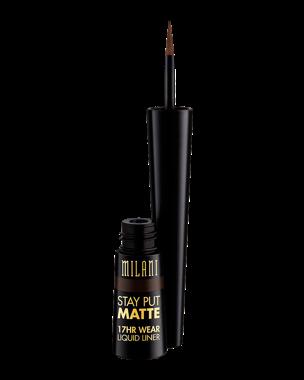 Milani Stay Put Matte Liquid Eyeliner
