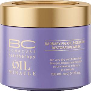BC Miracle Barbary Fig Oil & Keratin Mask, 150ml
