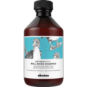 NaturalTech Well Being Shampoo