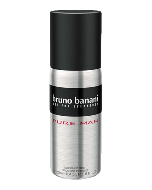 Bruno Banani Pure Man Deospray 150ml