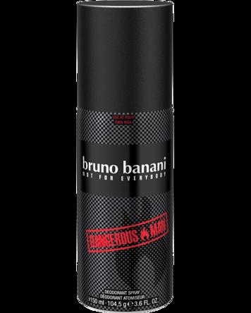 Bruno Banani Dangerous Man, Deospray 150ml