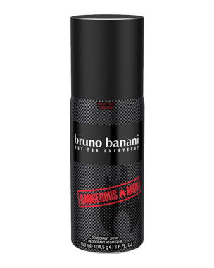 Bruno Banani Dangerous Man, Deospray 150ml