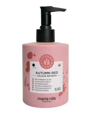 Maria Nila Colour Refresh Autumn Red 300ml