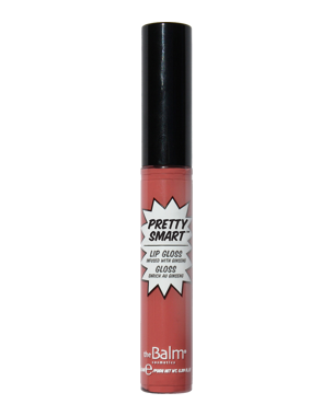 theBalm Pretty Smart Lip Gloss