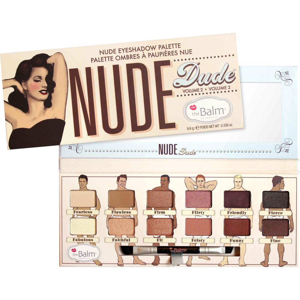 theBalm Nude Dude Eyeshadow