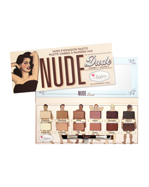 theBalm Nude Dude Eyeshadow
